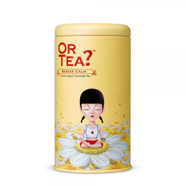 Or Tea? - Tin Canister - Beeeee Calm - BIO
